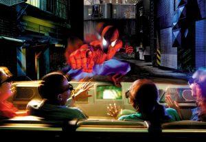 7 atrações e brinquedos do Parque Islands of Adventure Orlando: The Amazing Adventures of Spider-Man