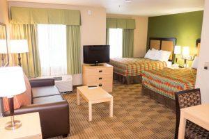 7 hotéis ótimos de médio preço em Orlando: Extended Stay Deluxe Orlando Convention Center