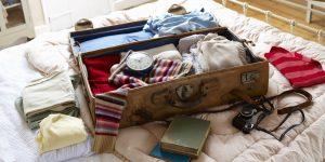 Dicas para viajar sozinho a Orlando: bagagem