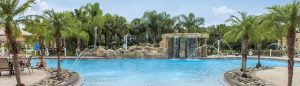 Melhores condomínios de casas em Orlando: Paradise Palms Resort