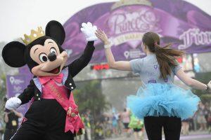 Orlando e Disney no mês de fevereiro: Disney Princess Half Marathon Mickey