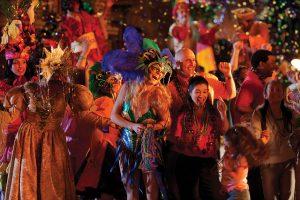 Orlando e Disney no mês de fevereiro: Mardi Gras no Universal Studios Orlando
