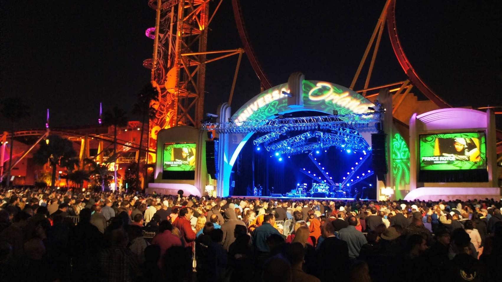 Mardi Gras na Universal Orlando em 2020: shows