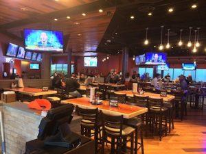 Restaurantes Hooters em Orlando