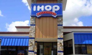 Restaurantes iHop em Orlando