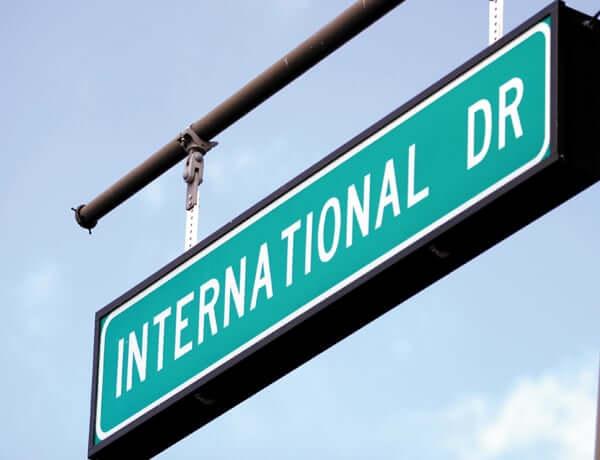 International Drive em Orlando 2