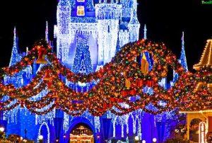 Orlando e Disney no mês de janeiro: Natal na Disney