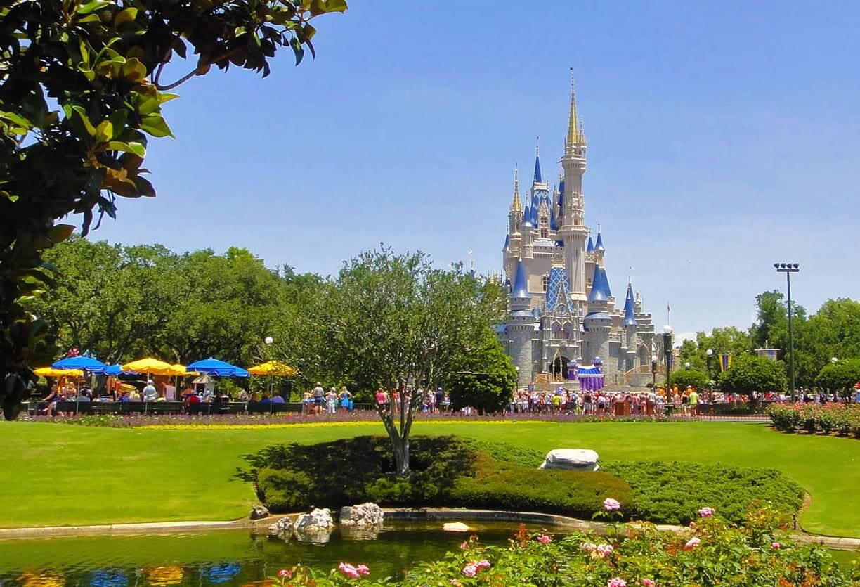 Parque Magic Kingdom da Disney Orlando