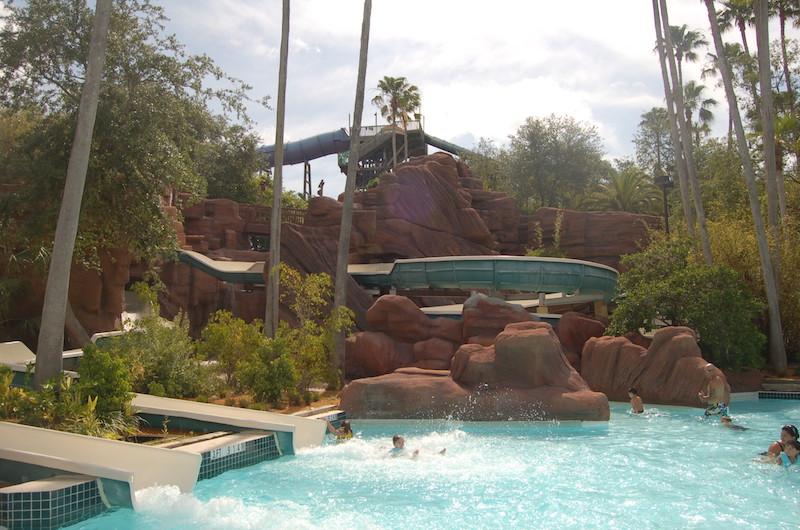 Parque Adventure Island Tampa Orlando: Runaway Rapids