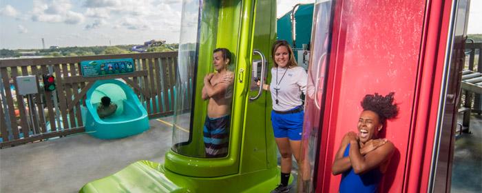Parque Adventure Island Tampa Orlando: Vanish Point