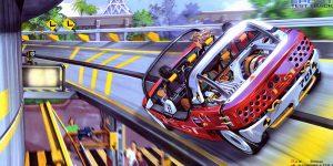 7 atrações e brinquedos do Parque Disney Epcot Orlando: Test Track