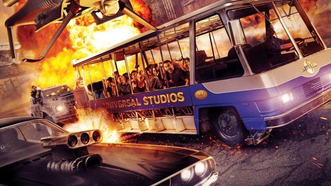 7 atrações e brinquedos do Parque Universal Studios Orlando: Fast & Furious – Supercharged