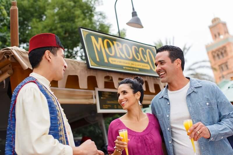International Food and Wine Festival no Disney Epcot Orlando 6
