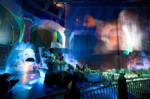 7 atrações e brinquedos do Parque Islands of Adventure Orlando: Poseidon's Fury