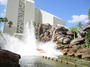 Complexo Universal Studios em Orlando: parque Islands of Adventure