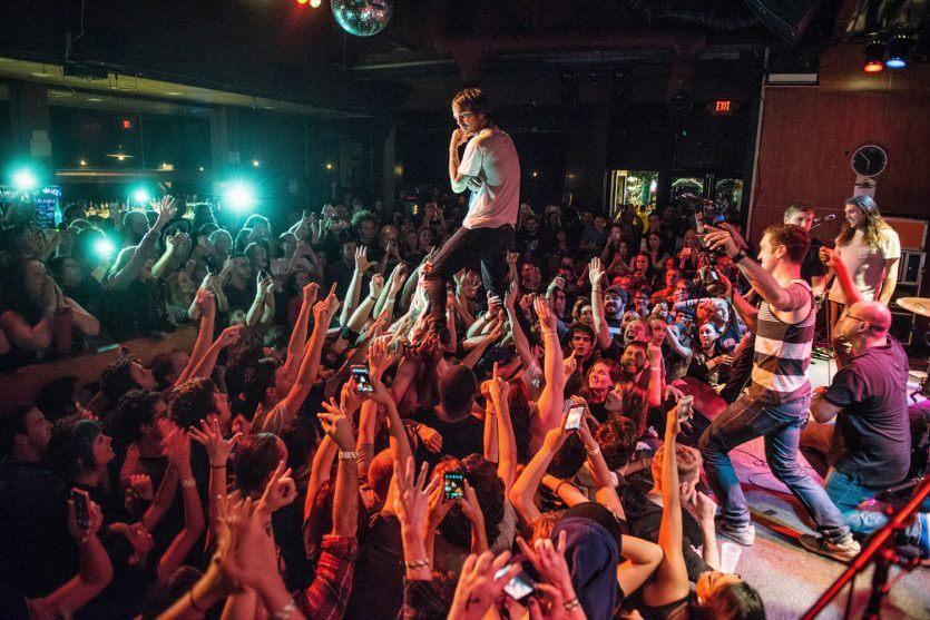 Balada The Social em Orlando 1