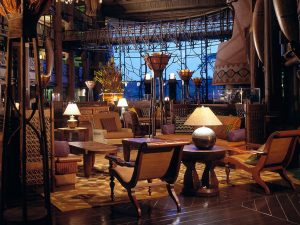 Hotel Disney Animal Kingdom Lodge em Orlando