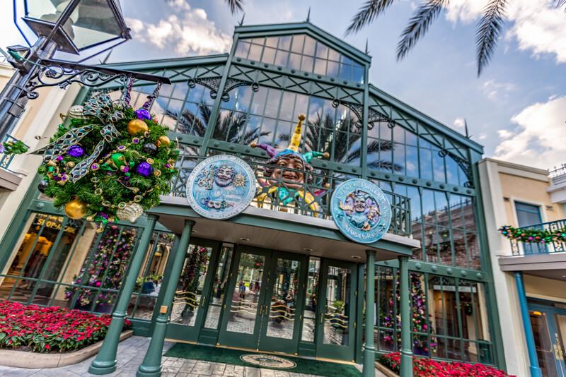7 locais de comprasno Walt Disney World Orlando: French Marketplace
