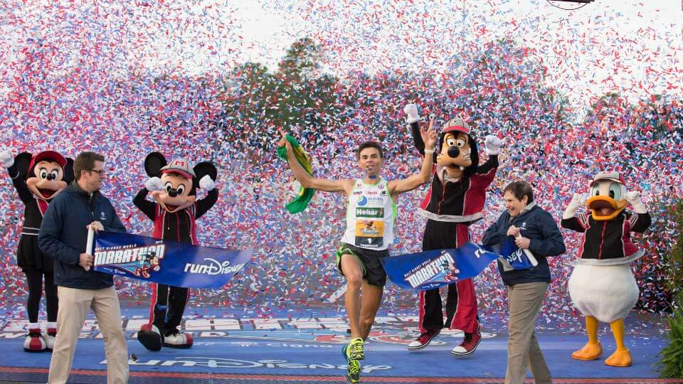 Surpresas para a Walt Disney World Marathon Weekend na Disney Springs Orlando