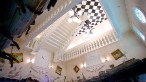 Museu WonderWorks em Orlando: interior