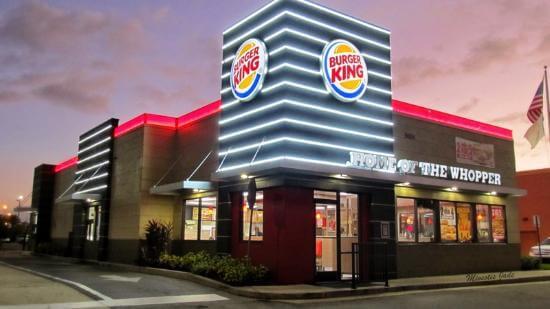 Onde comer Burger King em Orlando 1