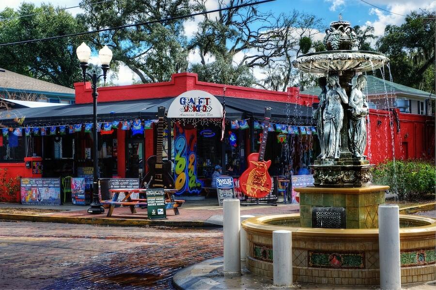 7 restaurantes e cafés emDowntown Orlando 5