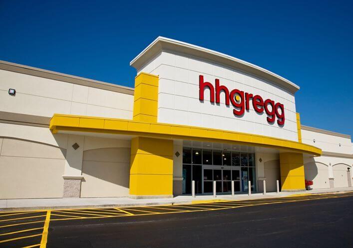 Loja H.H.gregg em Orlando 2