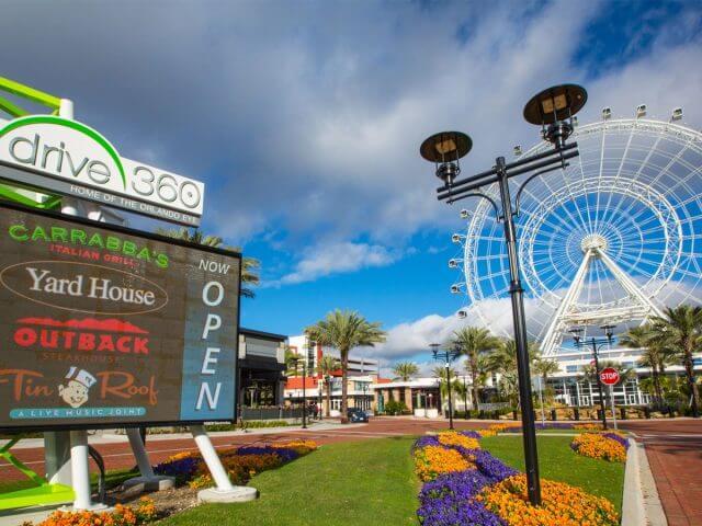 7 lugares legais na International Drive Orlando