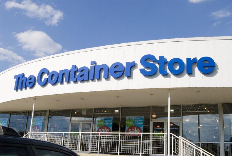 Container Store em Orlando 3