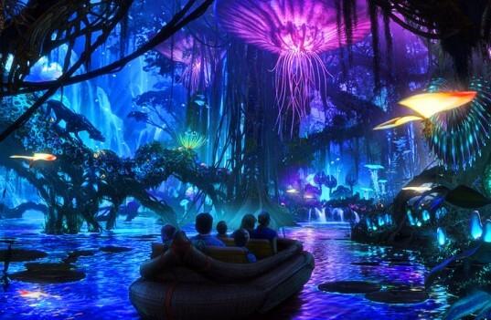 Mundo Avatar na Disney Orlando 2