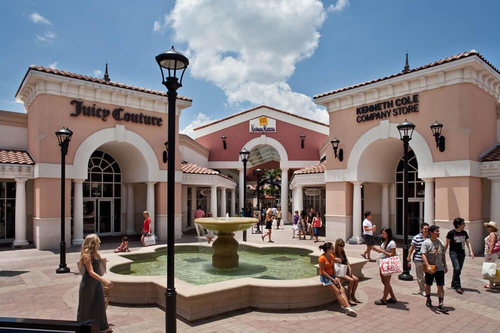 Dicas para a primeira vez em Orlando: Premium Outlets