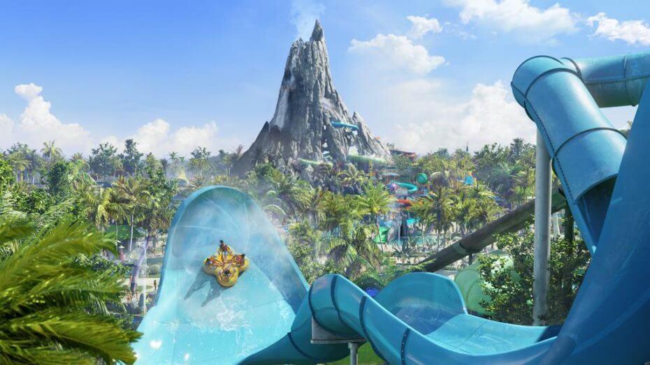 Parques aquáticos em Orlando