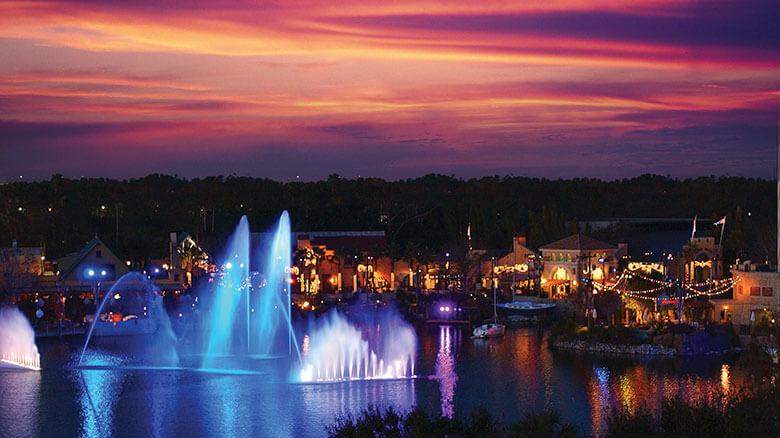 Summer Nights do Parque SeaWorld Orlando 2
