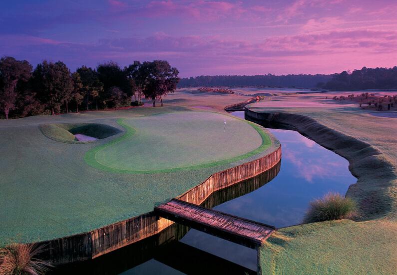 7 campos de golfe em Orlando: Grand Cypress Golf Club