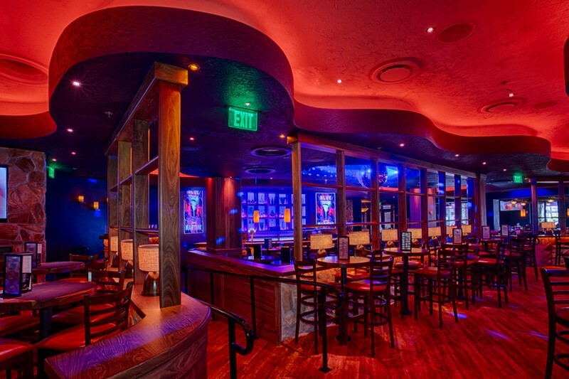 Blue Martini em Orlando