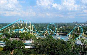 7 atrações e brinquedos do Parque SeaWorld em Orlando: Kraken