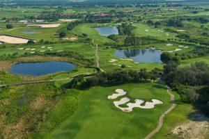 7 campos de golfe em Orlando: Orange County National – Panther Lake