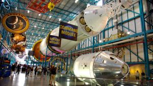 Ingressos do NASA Kennedy Space Center: museu