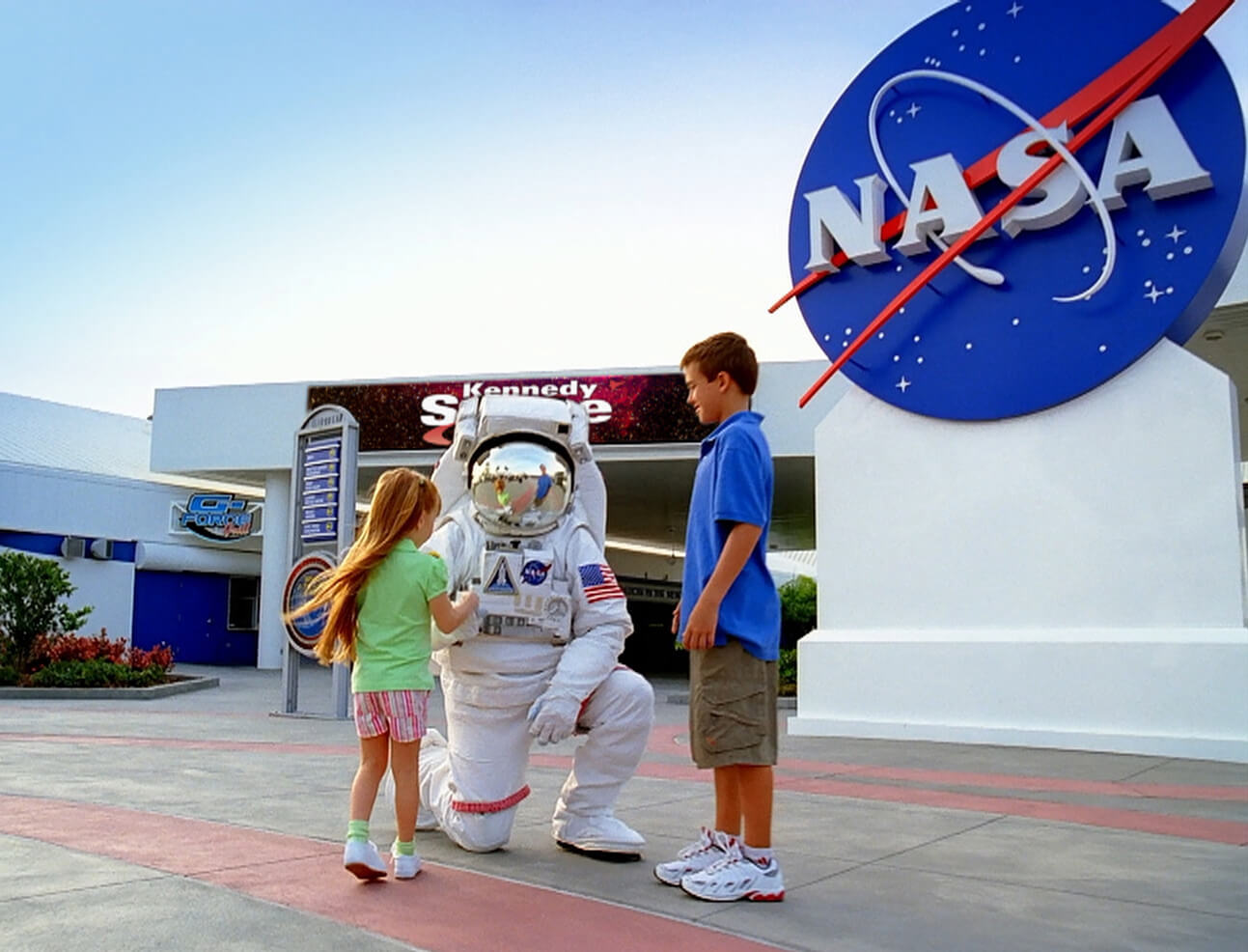 Ingressos do NASA Kennedy Space Center
