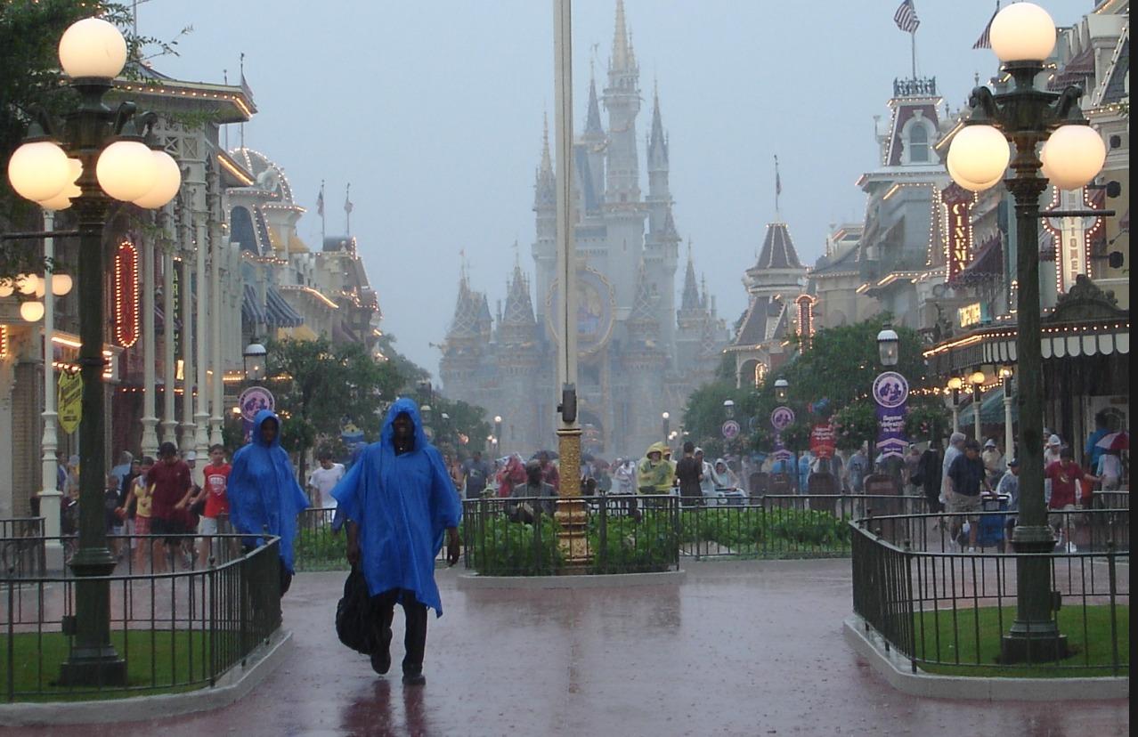 Monte sua programação dos parques Disney em Orlando 1