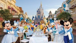 Feriados de 2017 na Flórida: Disney Magic Kingdom