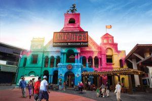 Os melhores restaurantes da Universal CityWalk em Orlando: restaurante Antojitos