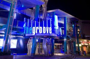 O que fazer na Universal Citywalk(atrações): balada The Groove