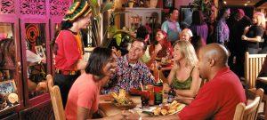 Os melhores restaurantes da Universal CityWalk em Orlando: restaurante Bob Marley - A Tribute to Freedom
