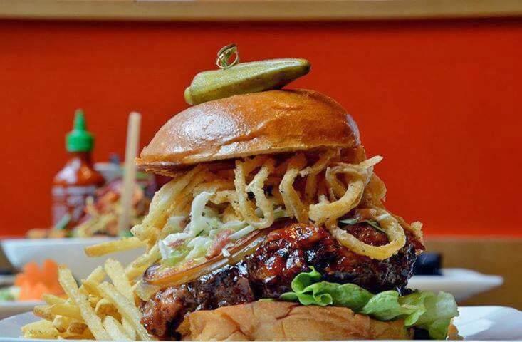 Os melhores restaurantes da Universal CityWalk em Orlando: restaurante The Cowfish