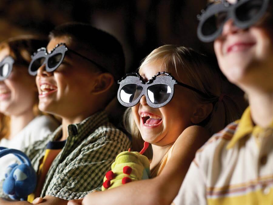 7 atrações e brinquedos do Parque Disney Animal Kingdom Orlando: It's Tough to be a Bug!
