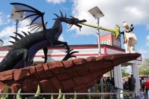 Melhores lojas para compras no Disney Springs em Orlando: loja The Lego Store