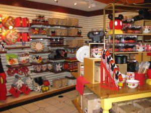 Melhores lojas para compras no Disney Springs em Orlando: loja Mickey's Pantry
