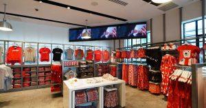 Melhores lojas para compras no Disney Springs em Orlando: loja Coca-Cola Store