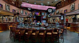 Os melhores restaurantes da Universal CityWalk em Orlando: restaurante Hard Rock Cafe